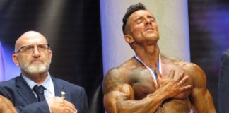 RESULTS & PHOTOS: 2019 IFBB World Master Championships - Day 1