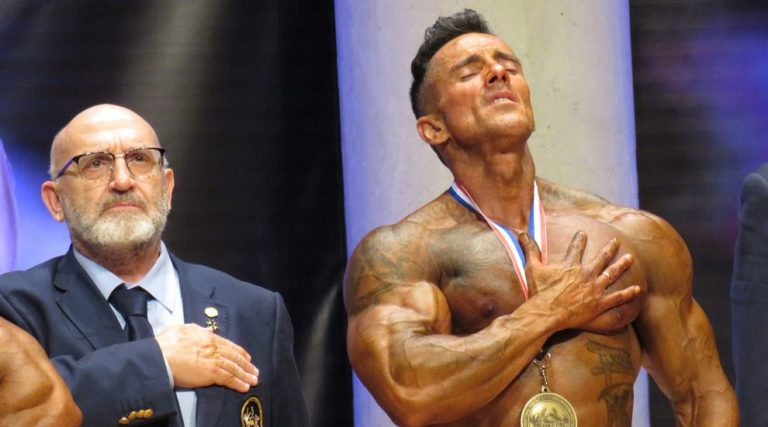 RESULTS & PHOTOS: 2019 IFBB World Master Championships – Day 1