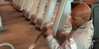flex wheeler recovery gym