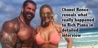 Chanel Renee reveals Rich Piana