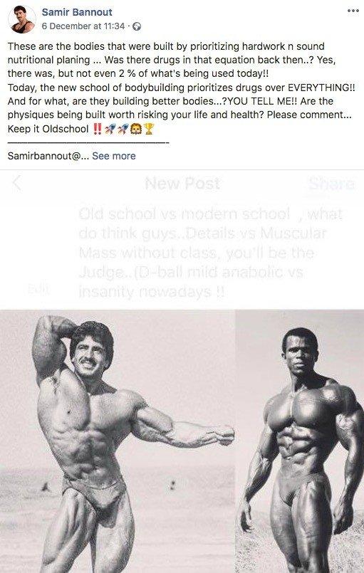 samir bannout gurus olympia