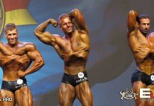 2000 contests scheduled IFBB