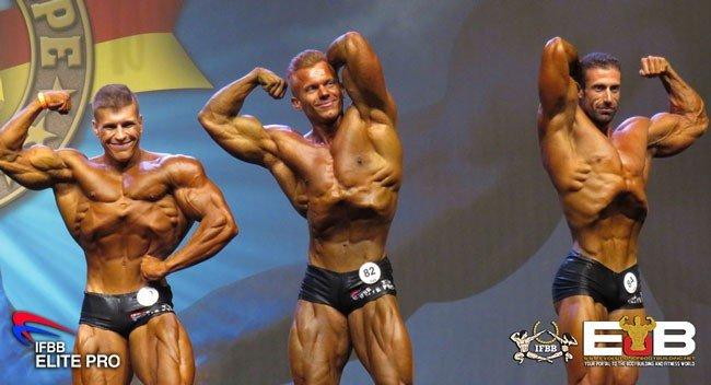 2000 contests scheduled IFBB
