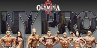 women's bodybuilding new york pro