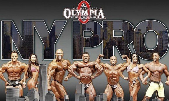 Women's Bodybuilding included at 2020 New York Pro