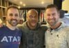 Phil Heath filming new documentary with Producer Adam Scorgie