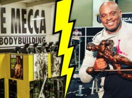How Chris 'Psycho' Lewis got kicked out of Gold's Gym