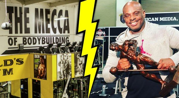 WATCH: Chris 'Psycho' Lewis kicked out of Gold's Gym – The story