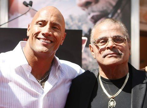 Dwayne 'The Rock' Johnson's tribute dedicated to his late father