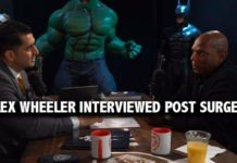 Flex Wheeler interviewed by post surgery
