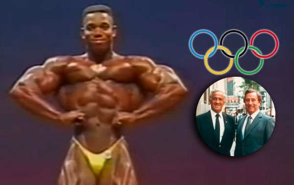 "WATCH: ""I should have supported the dream of Olympics"" – Flex Wheeler"