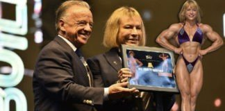 Juliette Bergman inducted into the IFBB Hall of Fame