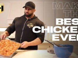 Muscle Building Meals chicken