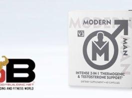 Modern Man V3 Testosterone Booster