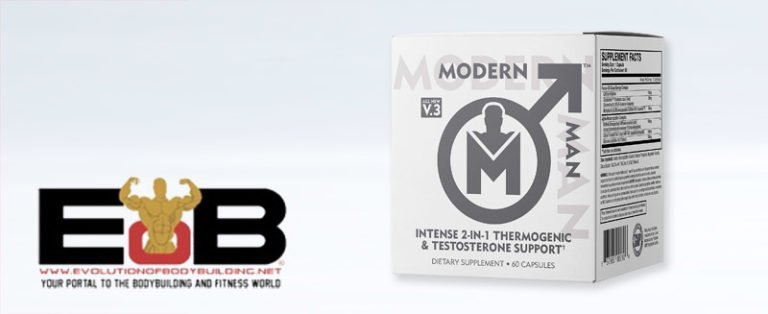 PRODUCT REVIEW: Modern Man V3 Testosterone Booster