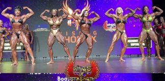 rising phoenix women's bodybuilding