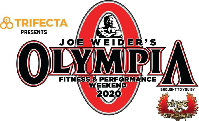 2020 Olympia Weekend rescheduled