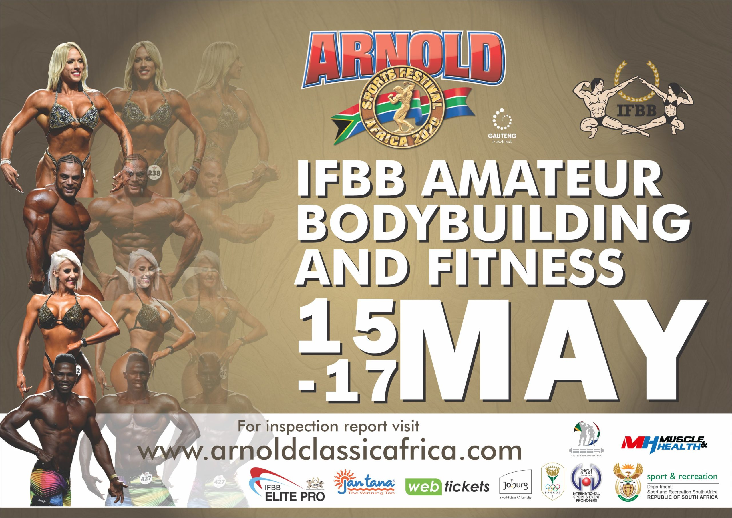 2020 Arnold Sports Festival Africa