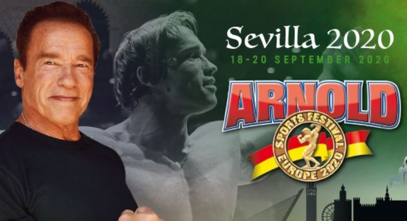 Arnold Sports Festival Europe continue planned