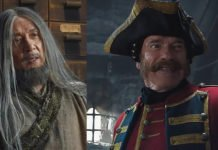 Schwarzenegger battles Jackie Chan film 'Iron Mask'