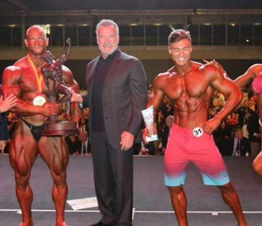 Arnold Sports confirms partnership Arnold Sports Festival Europe