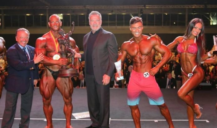 Arnold Sports confirms partnership Arnold Sports Festival Europe