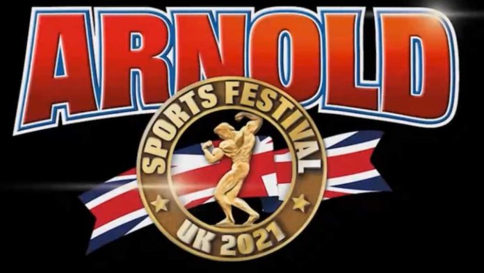 Strongman Eddie Hall launches Arnold Sports Festival UK