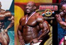 Arnold Classic Ramy Dexter Bonac