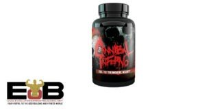 Cannibal Inferno Fat Burner
