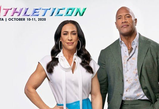 WATCH: Dwayne 'the Rock' Johnson releases new Athleticon promo