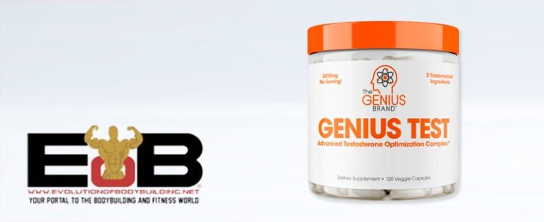 PRODUCT REVIEW: Genius Test Testosterone Booster