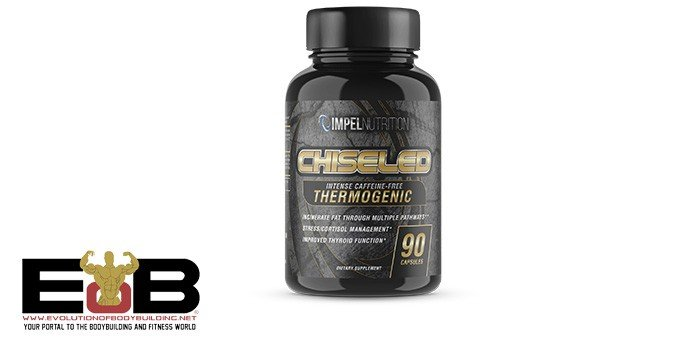 PRODUCT REVIEW: Impel Nutrition Chiseled Fat Burner