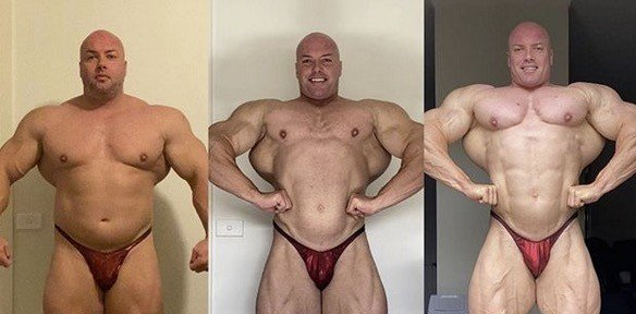Josh Lenartowicz: From obesity to a world class physique
