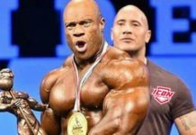 Phil Heath will NOT compete at Athleticon