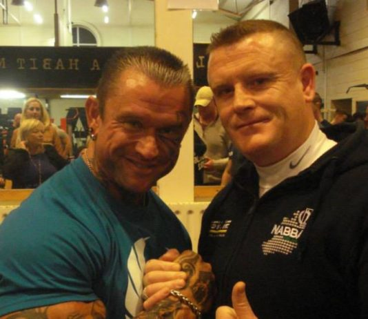 My thoughts on the NABBA and WFF situation