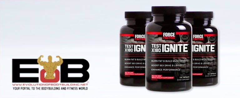 PRODUCT REVIEW: Force Factor Test X180 Testosterone Booster
