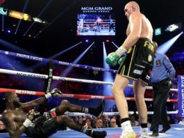 Tyson Fury defeats Deontay Wilder to win WBC heavyweight championship