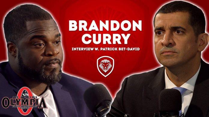 Mr Olympia Brandon Curry