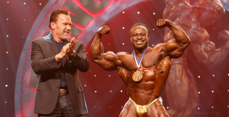 "William ""The Conqueror"" Bonac Wins his second Arnold Classic Title"