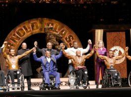 "Harold ""King Kong"" Kelley Wins Arnold Classic Pro Wheelchair"