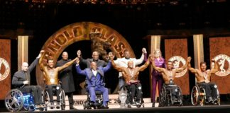 "Harold ""King Kong"" Kelley Wins Arnold Classic Pro Wheelchair"