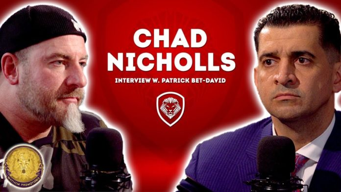 Chad Nicholls Fires Back