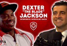 Dexter Jackson Opens Up