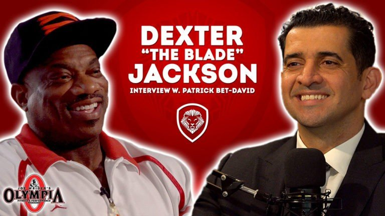 WATCH: Dexter Jackson Opens Up About His Future