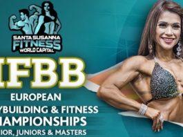 2020 IFBB European Championships