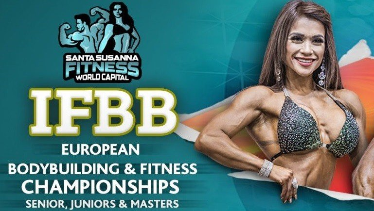 2020 IFBB European Championships rescheduled to 17-22 June