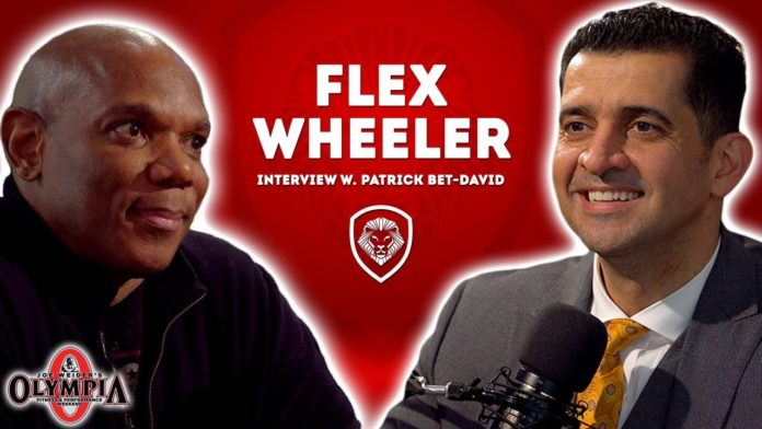Flex Wheeler Opens Up