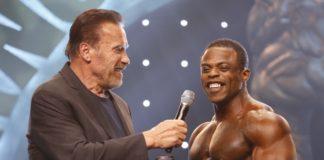 Andre Ferguson Repeats Arnold Men's Physique