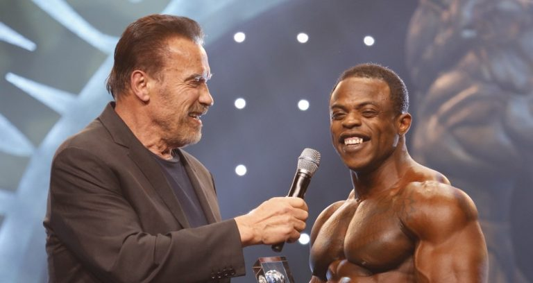 2020 Arnold Classic USA: Andre Ferguson Repeats In Arnold Men's Physique