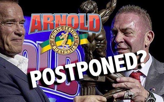 Arnold Sports Festival Australia eventdoubt